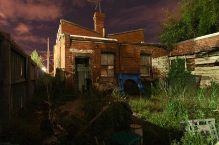Abandoned House of Balaclava