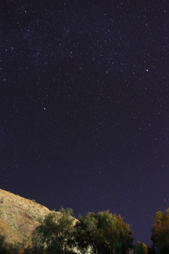 Starry  Hills