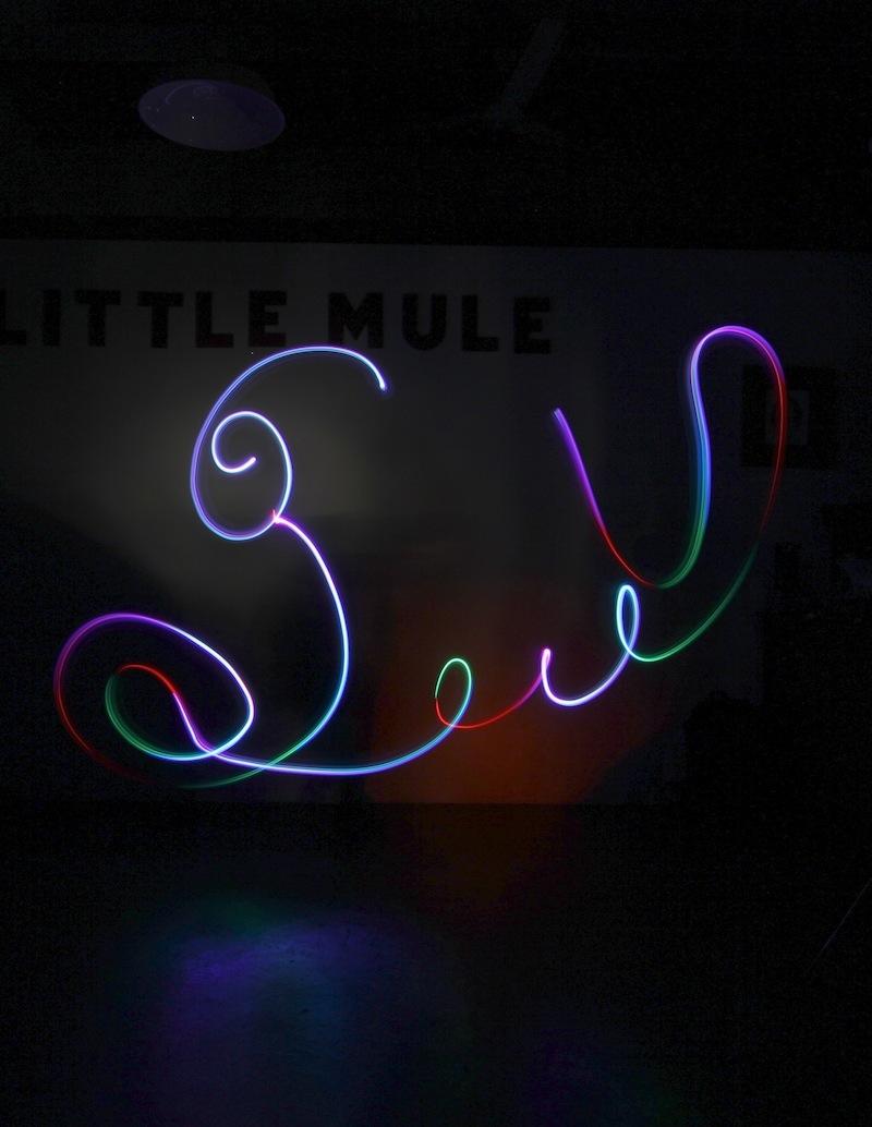 Partners in Light - swirls